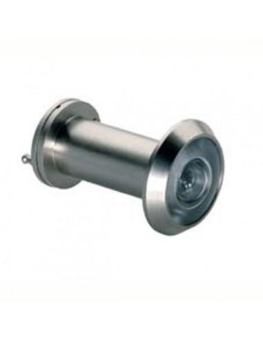 Mirilla 35 60 cromo mate mirillas para puertas de entrada - Mirillas digitales para puertas ...