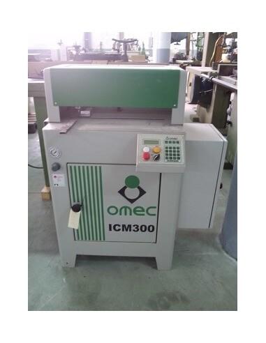 Encoladora OMEC ICM 300