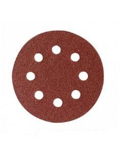 Disco velcro de 150 8 agujeros grano 320