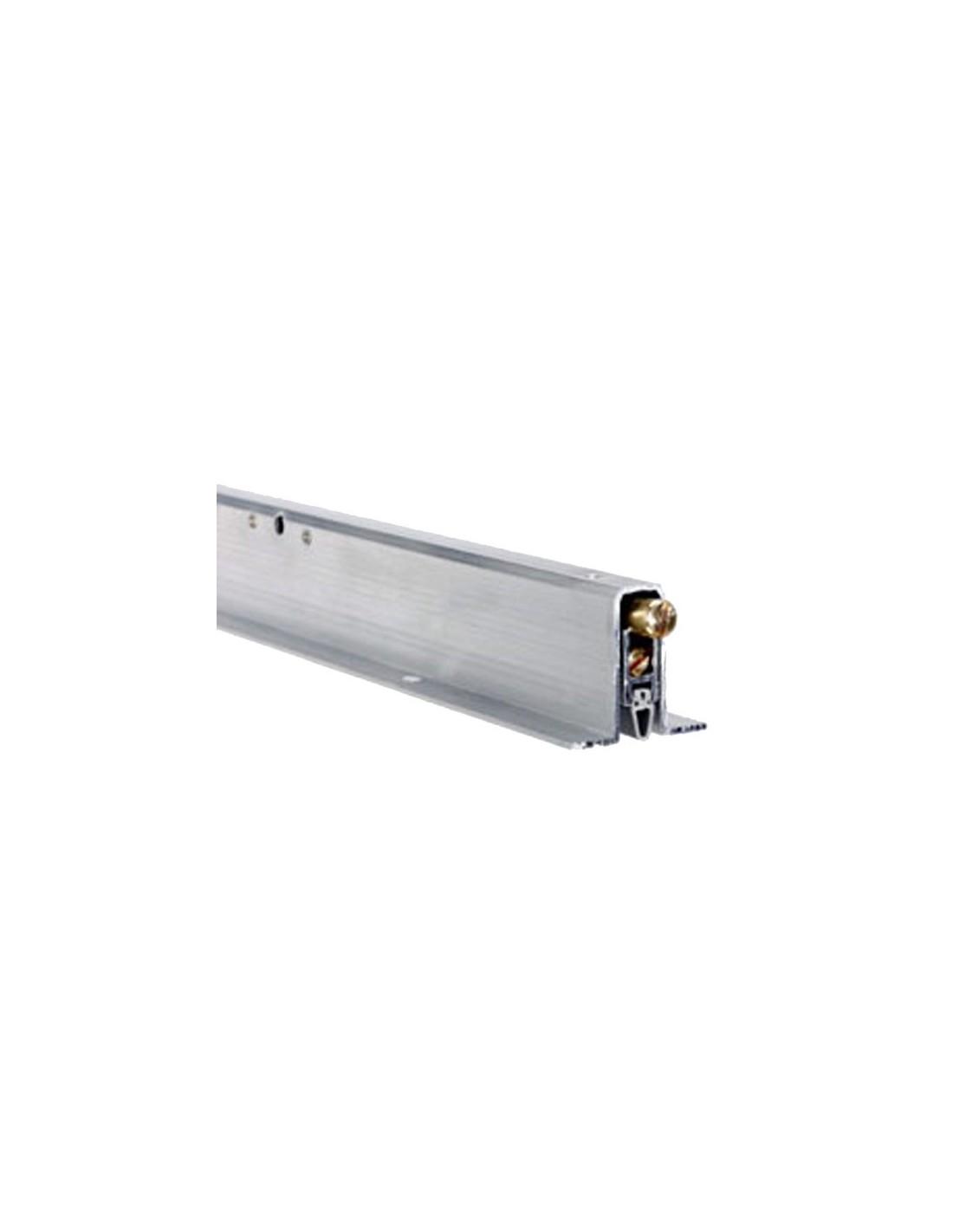 Burlete embutido 504 de 82cm aluminio burletes para for Burletes para puertas