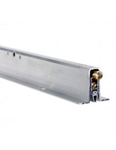 Burlete Embutido 504 de 100Cm aluminio