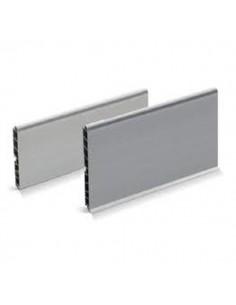 Zócalo Pvc Aluminio 15CM. Gescuin
