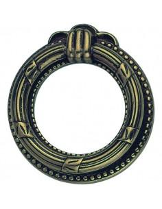 Tirador anilla de latón MG96404781 patine