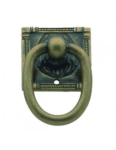 Tirador anilla con placa LG192703379 Florencia