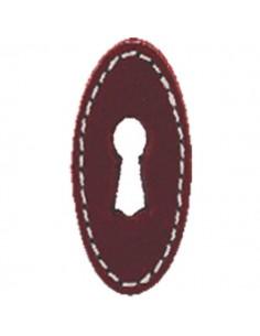 Bocallave Vertical LG1883047PL Piel