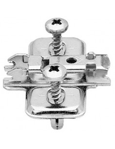BASE CLIP CON TACOS DE 5MM. 174E6100 BLUM