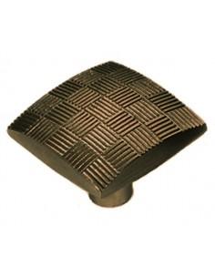 Pomos Bronce Rústico 8191-831