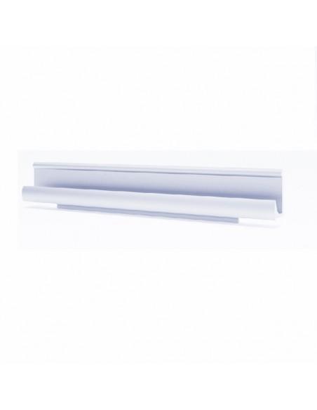 Asa 352.500.21 500 mm. Aluminio Plata SC
