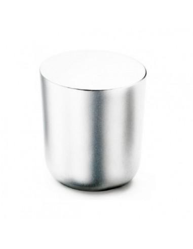 Pomos Níquel Cepillado 8161-038 de 25mm.