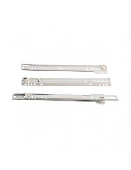 Guía 760080801 de 800 mm. Blanco