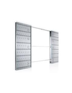 Contramarco Para Puerta Corredera Interior Junior Extensión Enlucido 600+600X2020 108 mm. Eclisse