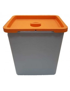 Cubo Naranja 16 litros