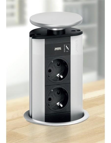 Energy Box IL 701 USB Aluminio