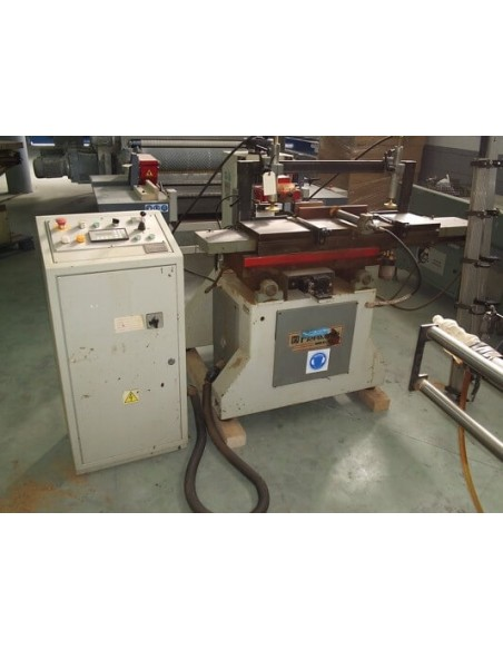 Escopleadora De Bedano Framar MBO T9 CN