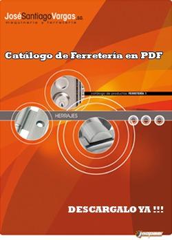 Catálogo de Ferretería en PDF