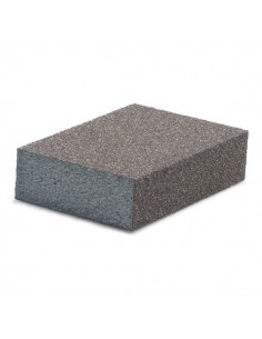 Taco abrasivo azul N. 1005 grano fino