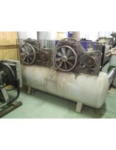 COMPRESOR JOSVAL TANDEM 10HP+10HP 500L