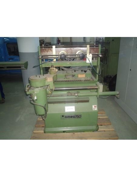 Enlazadora Automatica Omec 750