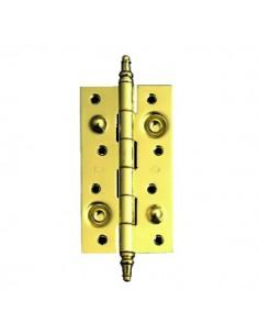 Bisagra antipalanca 561 150X80 Lacado dorado