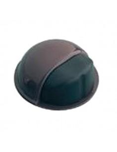 Tope Adhesivo 400-50 marrón goma negra