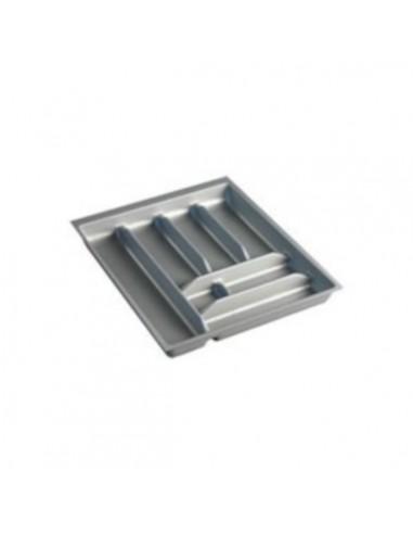 Cubertero para cajón de pvc gris. Módulo de 60 cm. - José Santiago ... 4bb9db8d3702