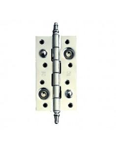 Bisagra antipalanca 483 150X80 Cromo Mate