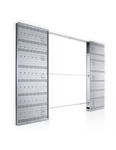 Contramarco Para Puerta Corredera Interior Junior Extensión Enlucido 900+900X2020 108 mm. Eclisse