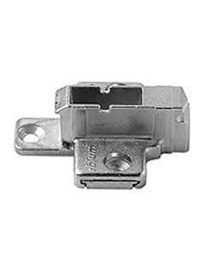 BASE CLIP TOP DISTANCIA 9MM. PLATA 175H7190 BLUM