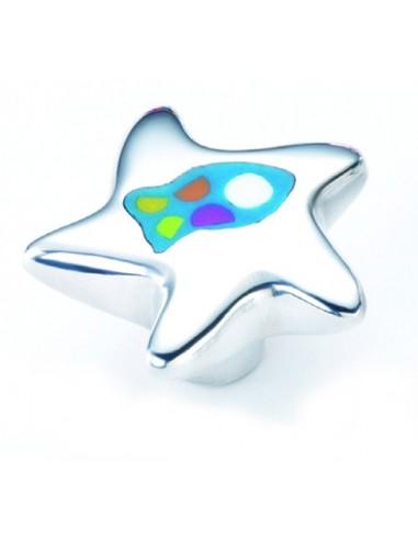 Pomos Estrella Con Pez 5601-000