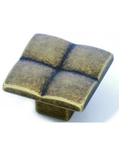 Pomos Bronce Rústico 8142-831