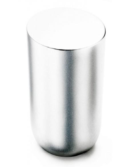 Pomos Cromo Brillo 8162-400 de 15mm.