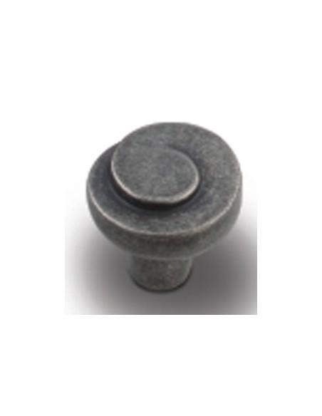 Pomos Estaño Rústico 8871-836 de 30mm.