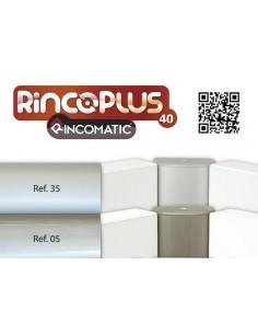 Rincomatic Plus40 90Cm Aluminio Mate