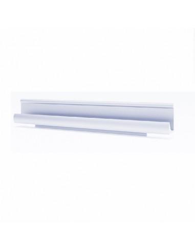 Asa 352.900.31 900 mm. Aluminio Plata SC