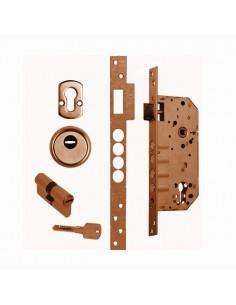 Cerradura Seguridad K408550 CC Bronce