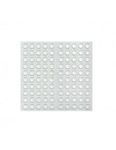 Tope Adhesivo A-316 10x3 Transparente