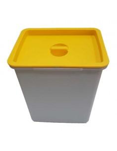 Cubo Amarillo 8 litros