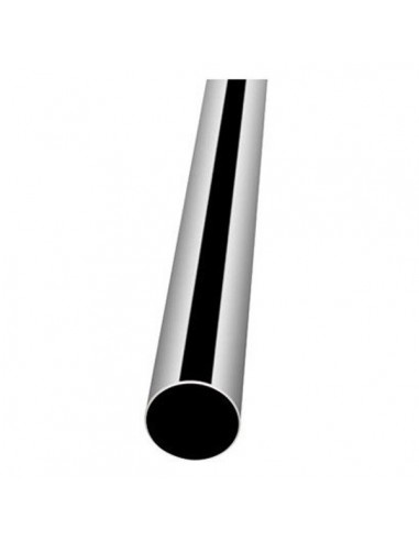 TUBO DE 19mm CROMO 4 MTS.