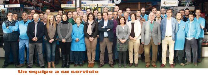 Nuestra empresa jos santiago vargas s a - Jose santiago vargas ...